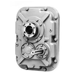 115TR Series Shaft Mount Gear Drive 25:1 Ratio