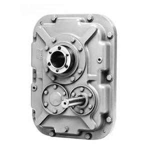 215TR Series Shaft Mount Gear Drive 25:1 Ratio