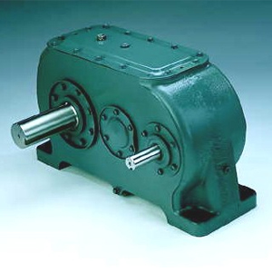 Model 5840 Double Reduction Base Type Gear Drive