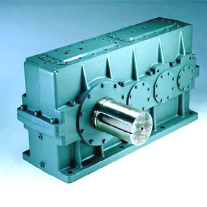Model 10080 Triple Reduction Base Type Gear Drive